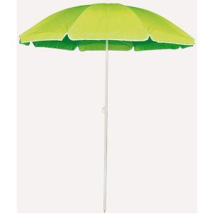 Sunnydays Parasol de plage Coco - Diam. 1,8 m - Vert