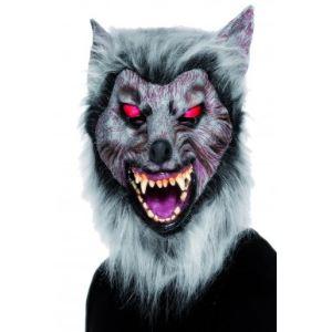 Masque de loup garou adulte