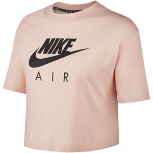 Nike Hautà manches courtes Air pour Femme - Rose - Taille XS - Female