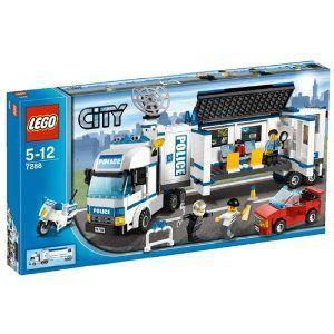 Lego 7288 - City : L'unité de police mobile