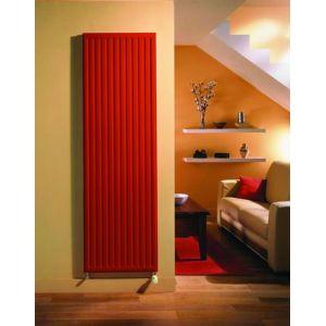 Finimetal Reggane 3000 (20V19075) - Radiateur eau chaude vertical 2190 Watts
