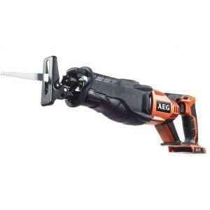 AEG BUS18BL-0 Scie sabre sans fil 18 V 28 mm Scie avec système de tension rapide Fixtex Éclairage LED sans batterie BUS18BL-0