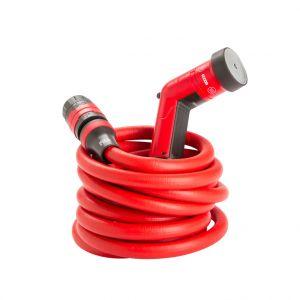 Tuyau extensible Yoyo coloris rouge 18 m
