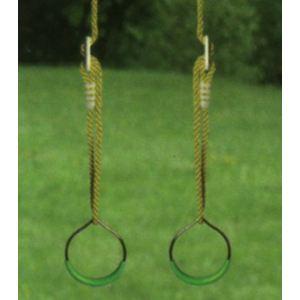 Soulet Paire d'anneaux pour portique de 2,00 / 2,50 m