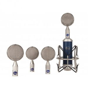 Blue microphones Bottle Rocket Mic Locker - Kit Microphones