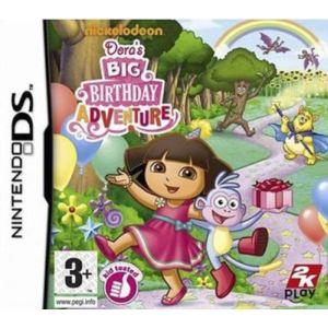 Dora l'Exploratrice : Joyeux Anniversaire [NDS]