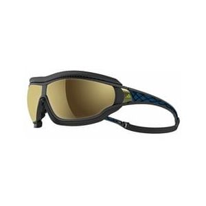 Adidas Lunettes de soleil Eyewear Tycane Pro Outdoor Black Matt / Red