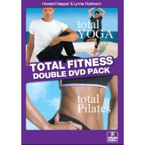 Coffret Total Fitness - Total Yoga + Total Pilates