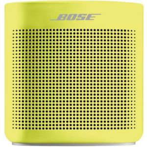 Bose Enceinte Bluetooth SoundLink Color Citron