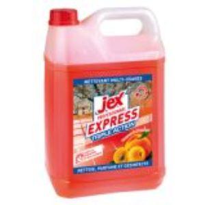 Jex 609025 - Nettoyant multi-usages désinfectant parfum provence  (Bidon de 5 L)