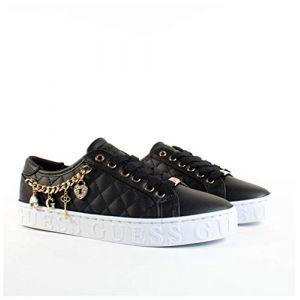 Guess Chaussures Basket noir Noir - Taille 37,38,39,40