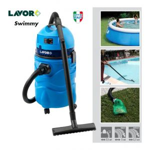 Lavor Aspirateur pour piscine 1400W 20L 70L/s - SWIMMY