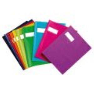 Elba Protège-cahier standard opaque en PVC 12/100 (24 x 32 cm)