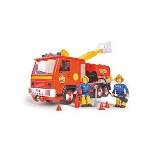 Smoby Sam Le Pompier - Camion de pompiers Jupiter 2.0