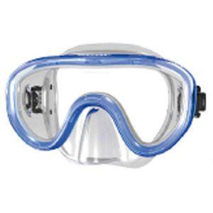 Seacsub SEAC Masque et Tuba de plongée Marina Siltra - Enfant - Bleu