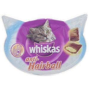 Whiskas Les irresistibles 60gr contrôle des boules de poils
