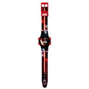 Joy Toy 27379 - Montre-bracelet LCD - Star Wars Kylo Ren