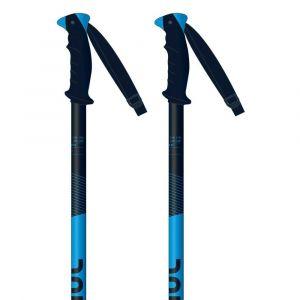 Rossignol Bâtons De Ski Tactic Black Blue Homme - Homme - Taille 130 - Noir