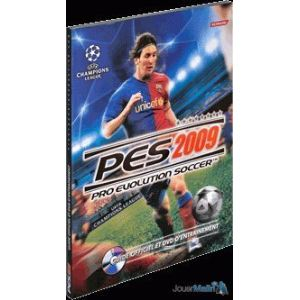 Guide officiel PES 2009 [PC, PS2, PS3, PSP, Wii, XBOX360]