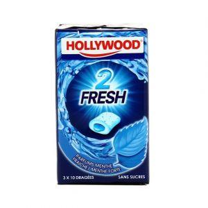 Hollywood Cewing gum menthe forte