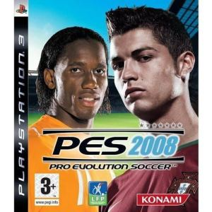 PES 2008 : Pro Evolution Soccer [PS3]