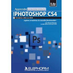 Apprendre Photoshop CS4 : Formation aux nouveautés [Mac OS, Windows]