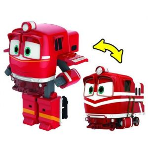 Silverlit Robot Train Alf Figurine transformable assortiment n°1