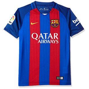 Nike T-shirt enfant Maillot FC Barcelone Domicile Junior bleu - Taille 10 / 12 ans