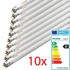 Sylvania Tube fluocompact Luxline Plus T5 - 14 W - 563 mm - blanc brillant - 4 000 K - Fluocompacte stick, tube