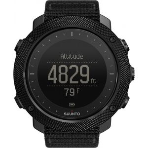 Suunto Traverse Alpha Montre GPS Stealth