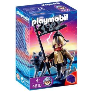Playmobil 4810 - Chevalier des loups avec hache
