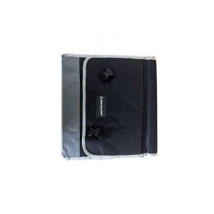 Dunlop Sacoche pour porte-bagage 2025623 gris, noir