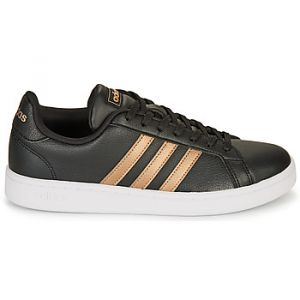 Adidas Baskets basses GDCOURT NR GOLD multicolor - Taille 41