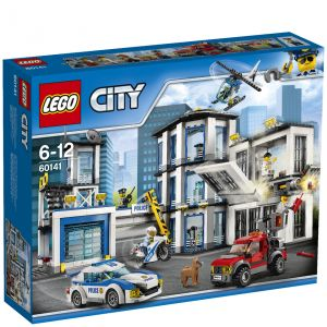 Lego 60141 - City : Le commissariat de police