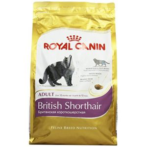 Royal Canin Feline Breed Nutrition British Shorthair 34 Adult - Sac 4 kg