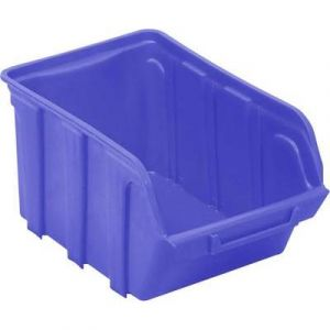 Viso Bac à bec en polypropylène 240x128x150mm bleu