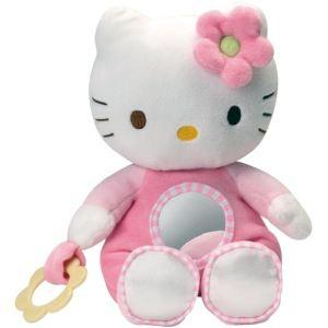 Jemini Peluche d'activités Hello Kitty 40 cm
