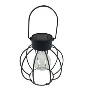 Xanlite SORETRO3, Lanterne Solaire Atria-éclairage Firefly, Blanc Chaud
