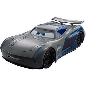 Mattel Disney Cars 3 - Jackson Storm - Lumières & Sons - Echelle 1/21