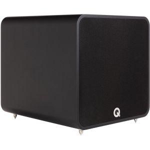 Q Acoustics Q B12 SUBWOOFER BLACK - Caisson de basses