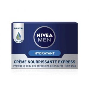 Nivea Men Protect & Care - Crème nourrissante express