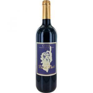 PASCAL PAOLI Vin de Corse - Rouge - 75 cl