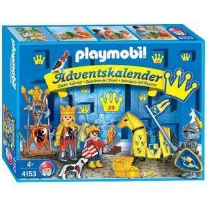 Playmobil 4153 - Calendrier de l'avent Moyen Âge