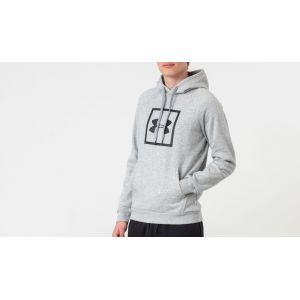 Under Armour Sweat Rival Fleece Logo Gris / Noir - Taille 50