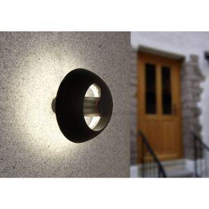Lutec Applique murale LED extérieure ECO-Light Spril 2253 S GR LED intégrée anthracite