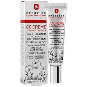 Erborian CC crème à la centella asiatica clair
