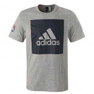Adidas T-Shirt Essentials Gris