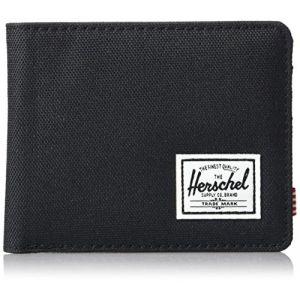 Herschel Portefeuille Roy - Taille unique Noir Coques