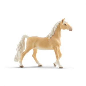 Schleich Jument Saddlebred américaine Horse Club Figurine, 13912, Multicolore