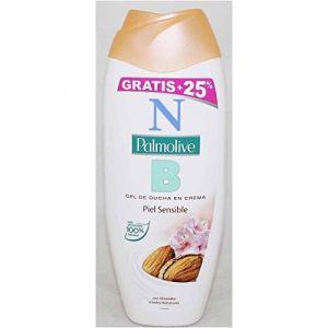 Palmolive Almendra & leche gel de ducha en crema